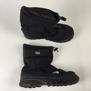 59f20bf68 North Face Mens Black Insulated Boots DR00463